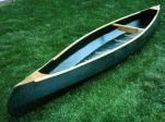 A canoe that Dave built